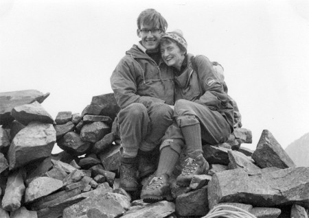 Ian and Shirley - 1961
