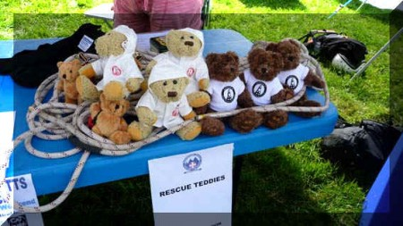 Rescue Teddies