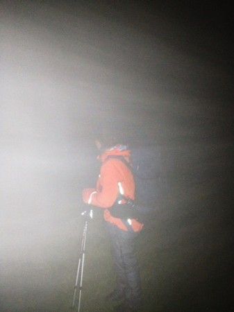 Searching in poor visibility