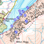 Screes Incident Locations