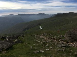 Mickledore, Scafell Pike - Sun 28th May 2017 - IMG_2679