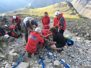 Scafell Pike - Wed 9th Aug 2017 - 1