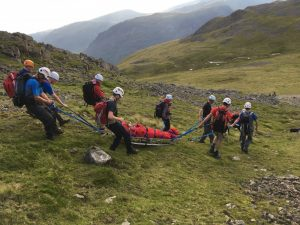 Scafell Pike - Wed 9th Aug 2017 - 2