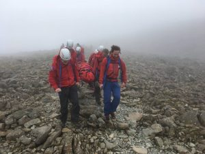 Scafell Pike - Sat 26th Aug 2017 - 21122697_1677909345561753_8121011167338775036_o