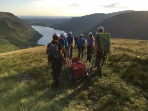 Scafell Pike - Wed 9th Aug 2017 - 4