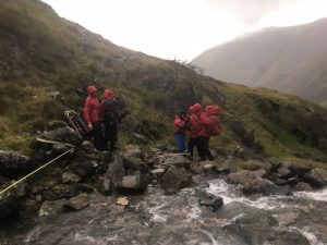 Piers Gill, Scafell Pike - Sun 10th Sep 2017 - IMG_2957