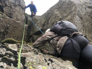 Broad Stand, Scafell - Thu 30th Aug 2018 - IMG_3564