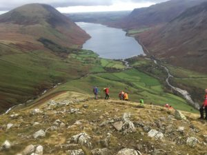 Scafell Pike - Sun 21st Oct 2018 - IMG_3628