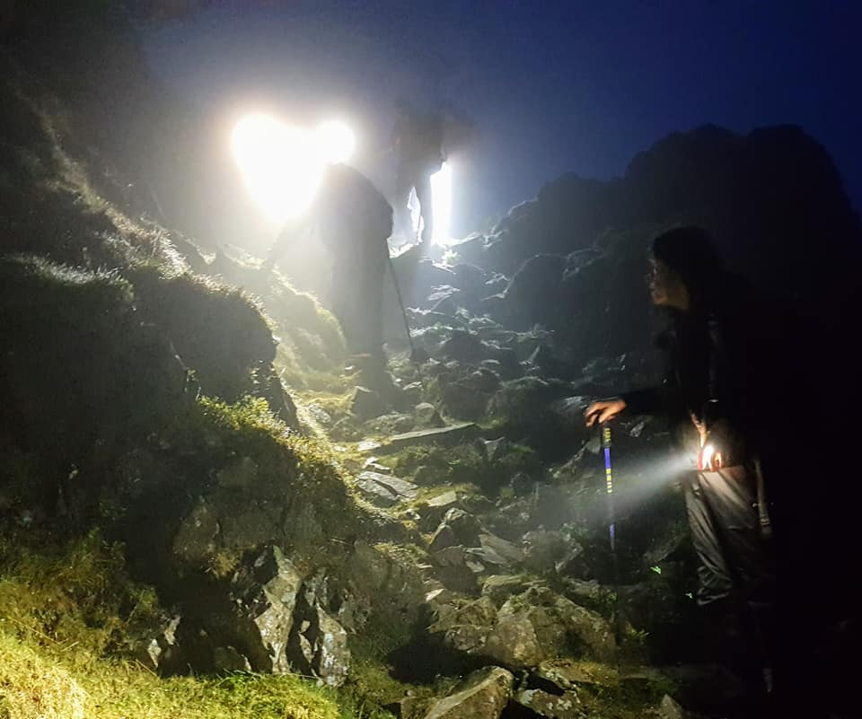 piers gill flass knots straight gill night torch