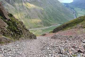 Great Gable Great Hellgate